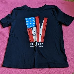 Old Navy Peace Graphic Tee Bundle Only